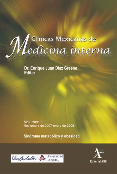 Síndrome metabólico y obesidad (Clínicas Mexicanas de Medicina Interna, 1)