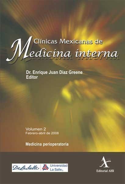 Medicina perioperatoria (Clínicas Mexicanas de Medicina Interna, 2)