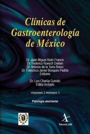 Patología anorrectal (CGM Vol. 2, No. 1)