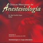 Anestesiología en cirugía ambulatoria (CMA Vol. 2)