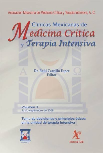 Toma de decisiones y principios éticos en la unidad de terapia intensiva (CMMCTI 03)