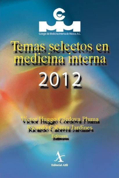 Temas selectos en medicina interna 2012
