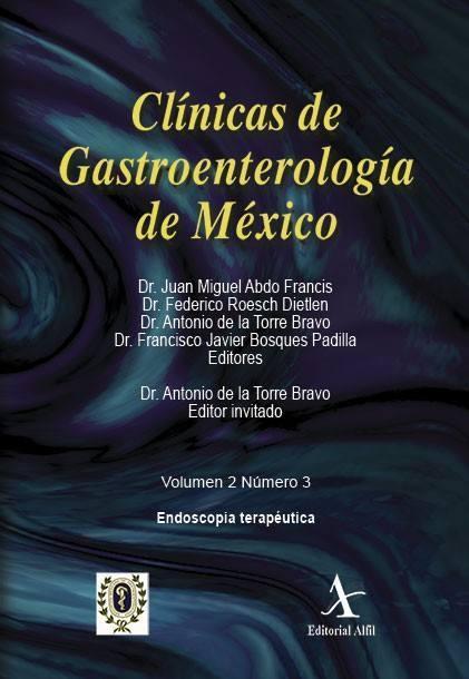 Endoscopia terapéutica (CGM Vol. 2, No. 3)