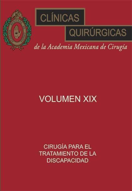 Cirugía para el tratamiento de la discapacidad (CQAMC Vol. XIX)