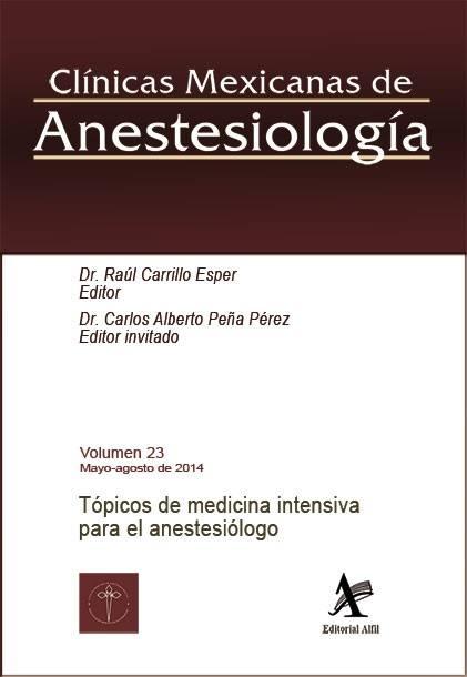 Tópicos de medicina intensiva para el anestesiólogo (CMA Vol. 23)