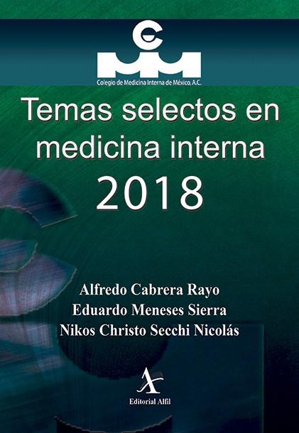 Temas selectos en medicina interna 2018