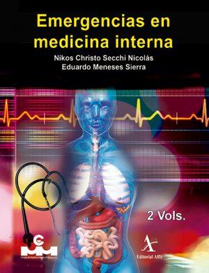 Emergencias en medicina interna 2 Vols.