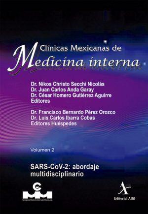 SARS–CoV–2: abordaje multidisciplinario, CMMI Vol. 2